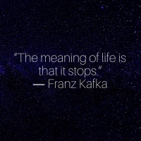 Happy 137th Birthday Fran Kafka