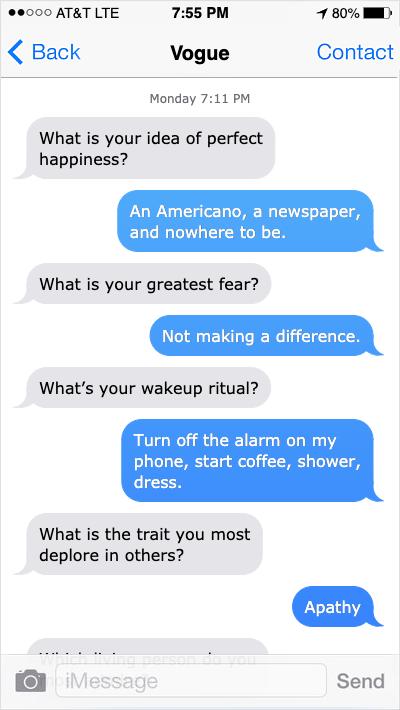 vogue text