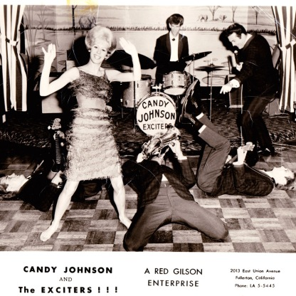candy johnson and the exciters
