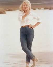 marilyn monroe denim