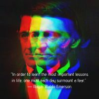 Ralph Waldo Emerson - Words To Live By