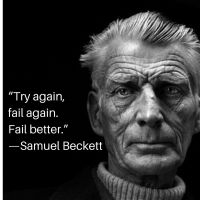 Samuel Beckett - Words to Live By