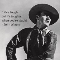 John Wayne - Words To Live By