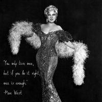 Mae West - Words To Live By