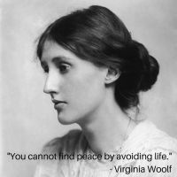 Virginia Woolf - Words To Live By