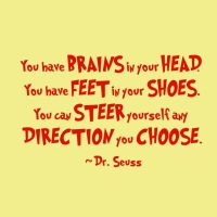 Dr. Seuss - Words To Live By