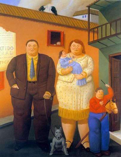 fernando botero family 11