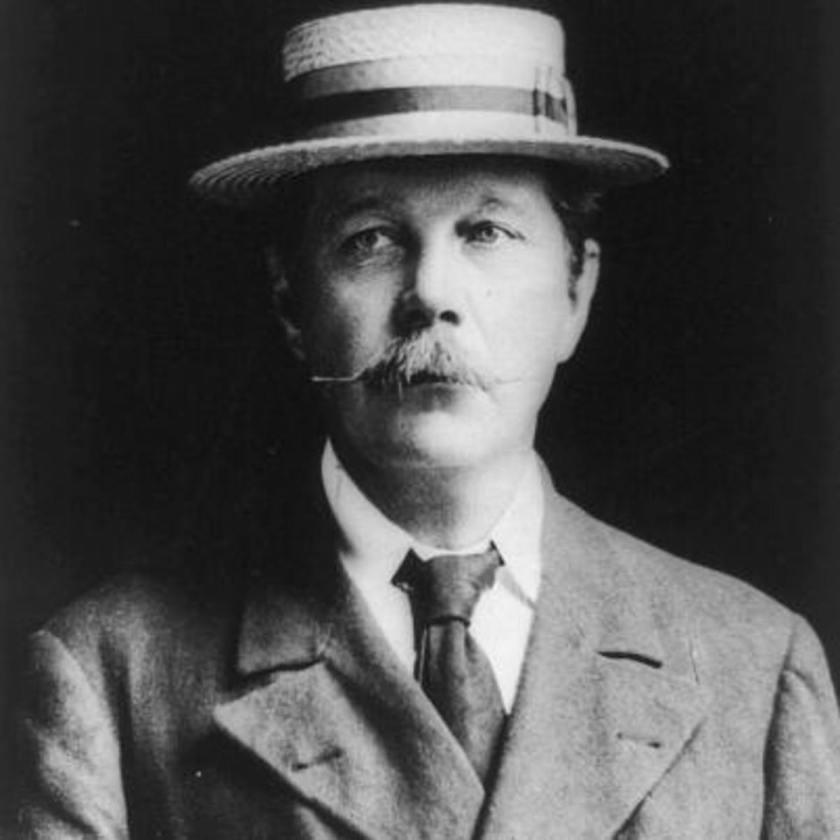Arthur Conan Doyle 001