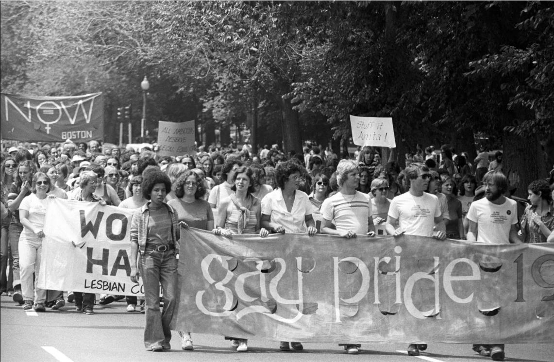 Back Bay Boston 1975