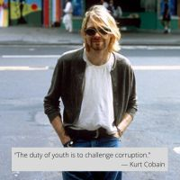 Kurt Cobain - Words to Live By