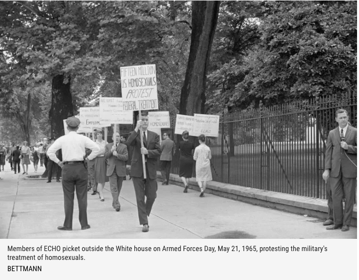 ECHO White House Demonstration