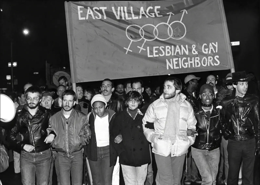 York City, circa 1980
