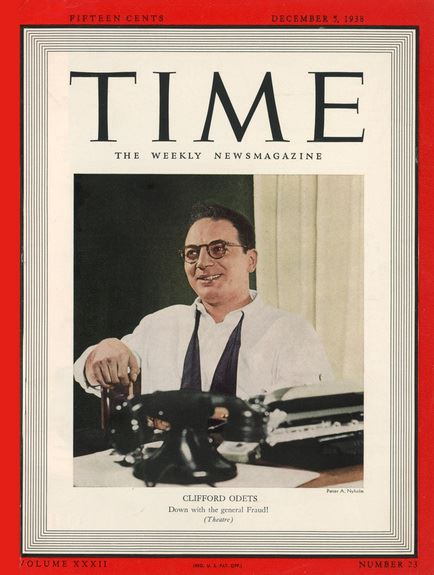 clifford odets time mag