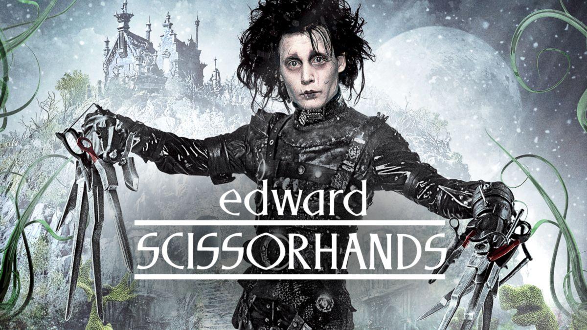 Edward Scissorhands (1990) – Waldina