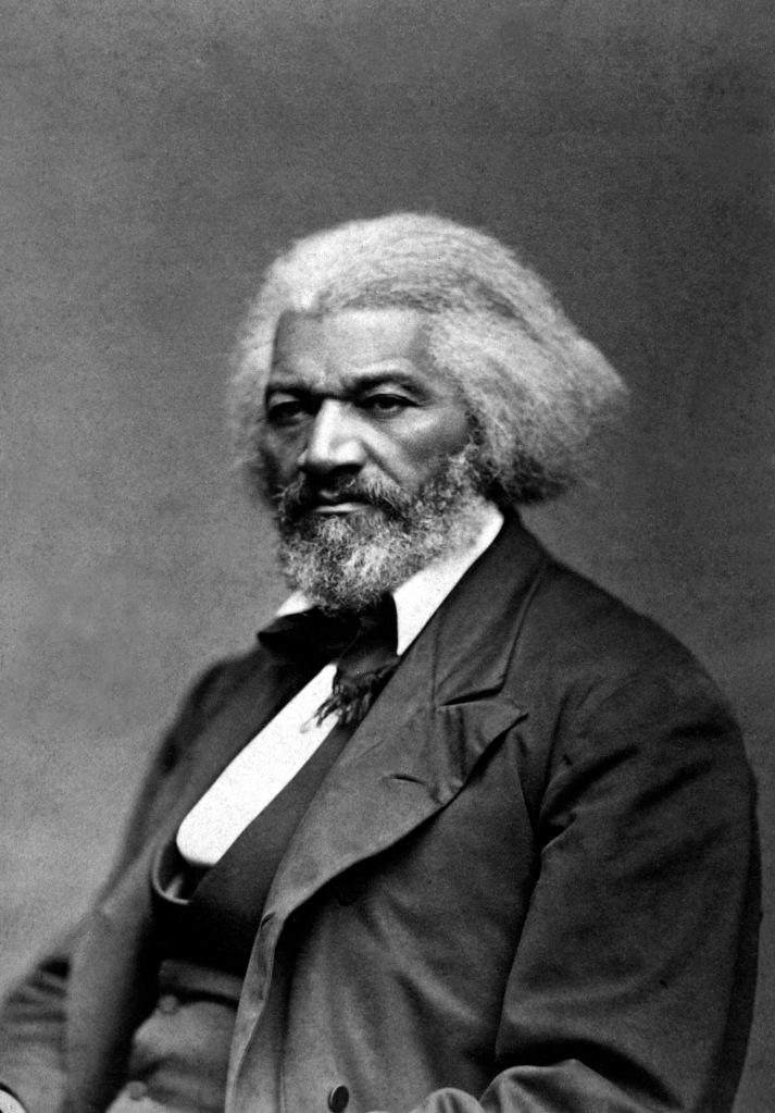 Happy 204th Birthday Frederick Douglass – Waldina